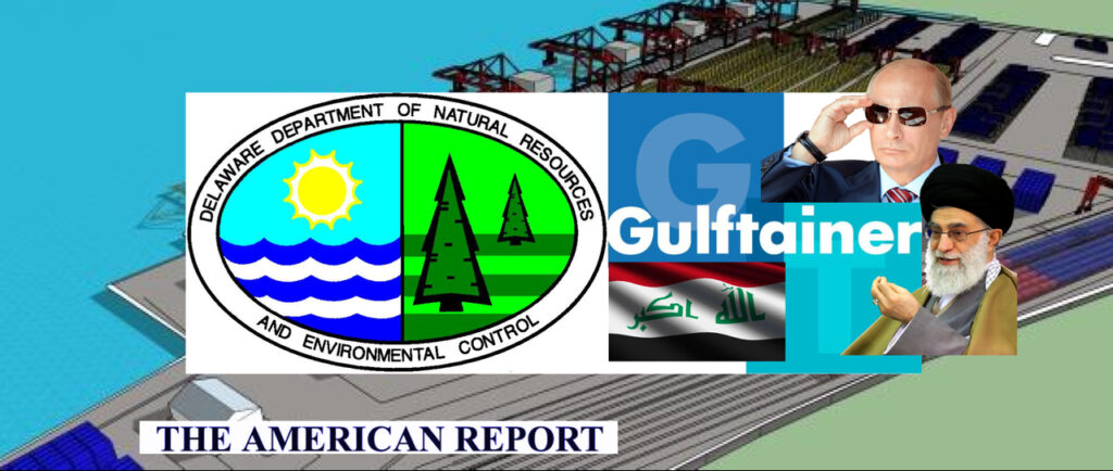 PUBLIC HAS 7 DAYS LEFT TO STOP GULFTAINER: Public Hearing Comment Form Will Close Nov. 1st; Stop Iraqi WMD Terrorists' New Port of Wilmington Container Terminal, Russian Club-K Container Missile System HERE - The American Report
