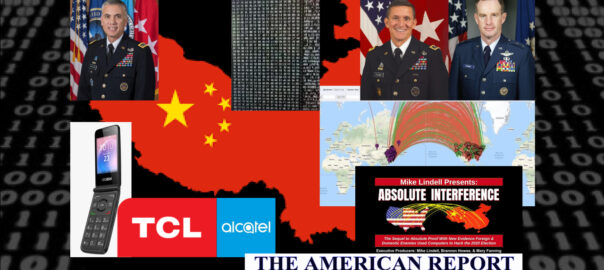 ABSOLUTE INTERFERENCE - CHINA - TCL ALCATEL