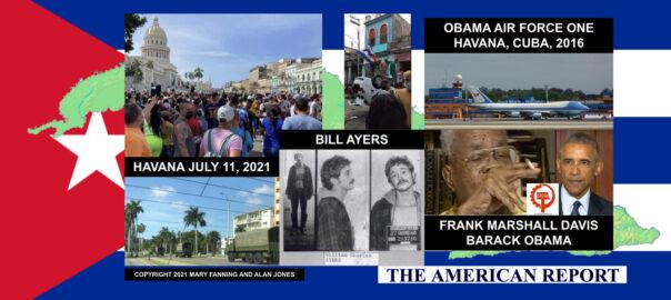 2021 CUBAN UPRISING - THE AMERICAN REPORT - 1280