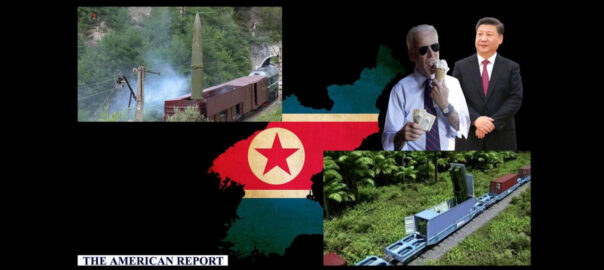 NORTH KOREA'S RAILROAD-BORNE MISSILE SYTEM - RUSSIA'S CLUB-K CONTAINER MISSILE SYSTEM - THE AMERICAN REPORT