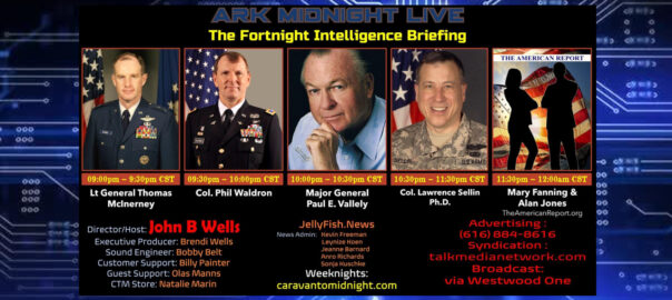THE FORTNIGHT INTELLIGENCE BRIEFING