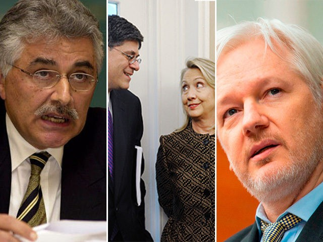 WikiLeaks Email Ties Apparent Clinton Pay-To-Play to Port Canaveral Deal with Family of Saddam Hussein's Nuclear Mastermind